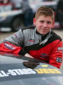 Clancy Jr. Signs with DuroByte Motorsports for the 2017 JEGS/CRA All-Stars Tour Season